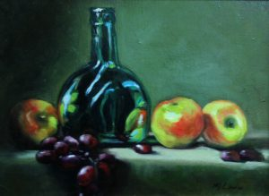 apples-and-wine-bottle