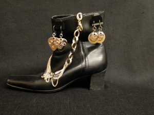 Myron boot bling 2