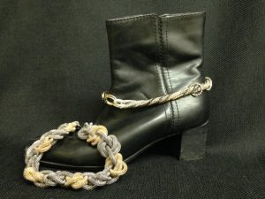 Myron boot bling 3