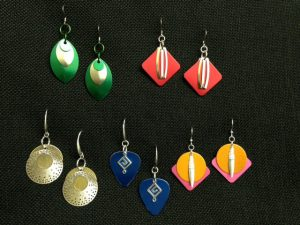 Myron earrings