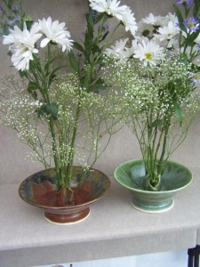 Pat Ludwig Flower Bowls