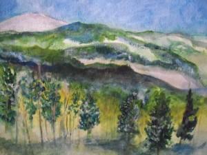 Rosalie Mountain Fall