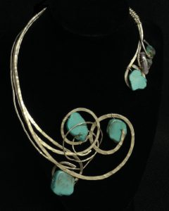 turquoise_silver-necklace
